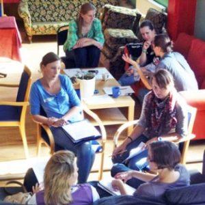 Grupplogga för Upg 1 Erfarenheter av projekt/initiativ