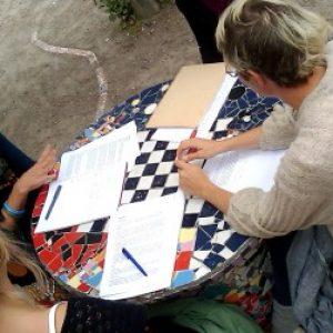 Grupplogga för Upg 2 Skiss projekt/verksamhet
